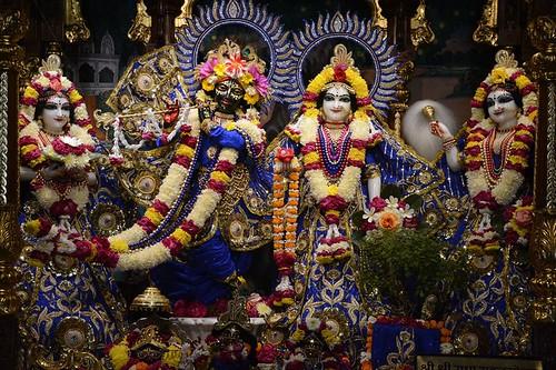 ISKCON Ujjain Deity Darshan 04 Jan 2020