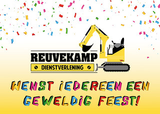 advertentie Reuvekamp feest