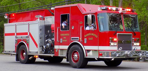 fire truck ct connecticut apparatus barkhamsted engine kme