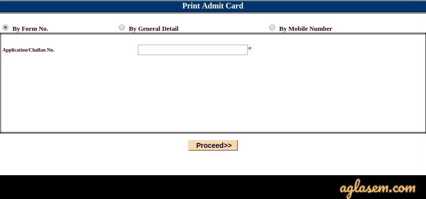 PBMET 2020 Admit Card - Download Hall Ticket Here