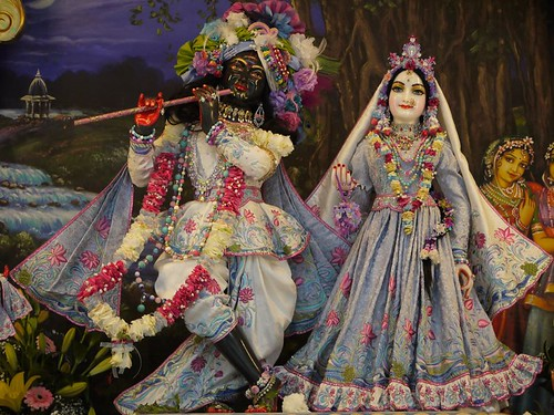 ISKCON Hungary Deity Darshan 03 Jan 2020