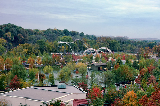 Opryland Skylift View