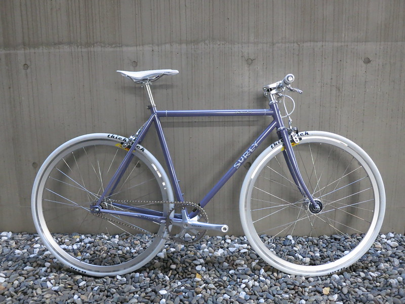 SURLY Steamroller Lilac Dura Ace