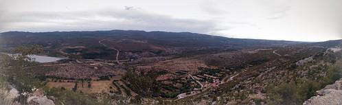 croatia panoramic view mountains