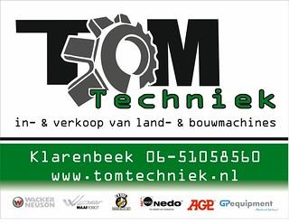 Tom Techniek