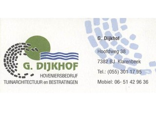 Hoveniersbedrijf Geert Dijkhof