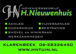 Henk Nieuwenhuis (HN Tuin)