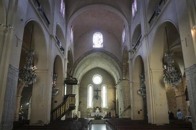 Cathédrale Notre Dame de l'Immaculée Conception, Antibes