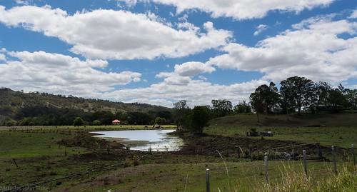 landscape 2019drought northernrivers richmondvalley nsw australia australianlandscape greenwoodlagoon