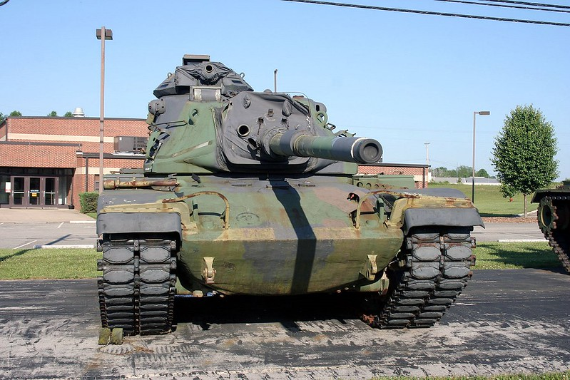 M60A1 Main Battle Tank 1