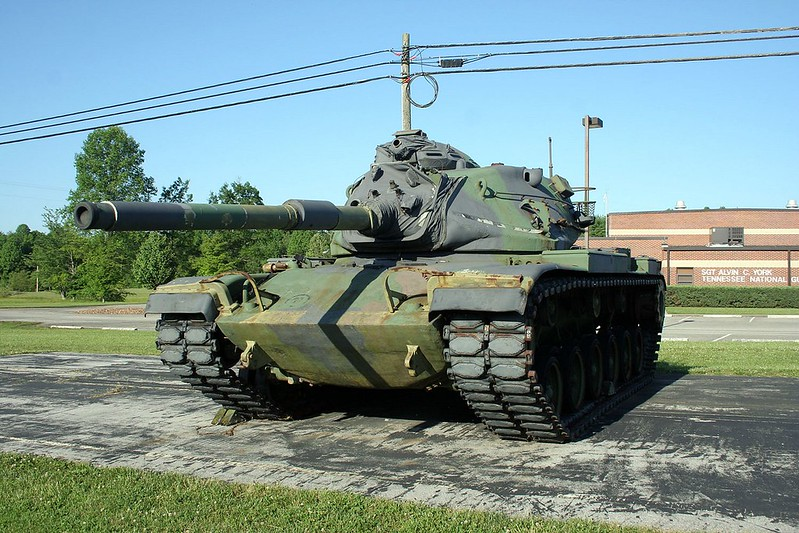 M60A1 Main Battle Tank 2