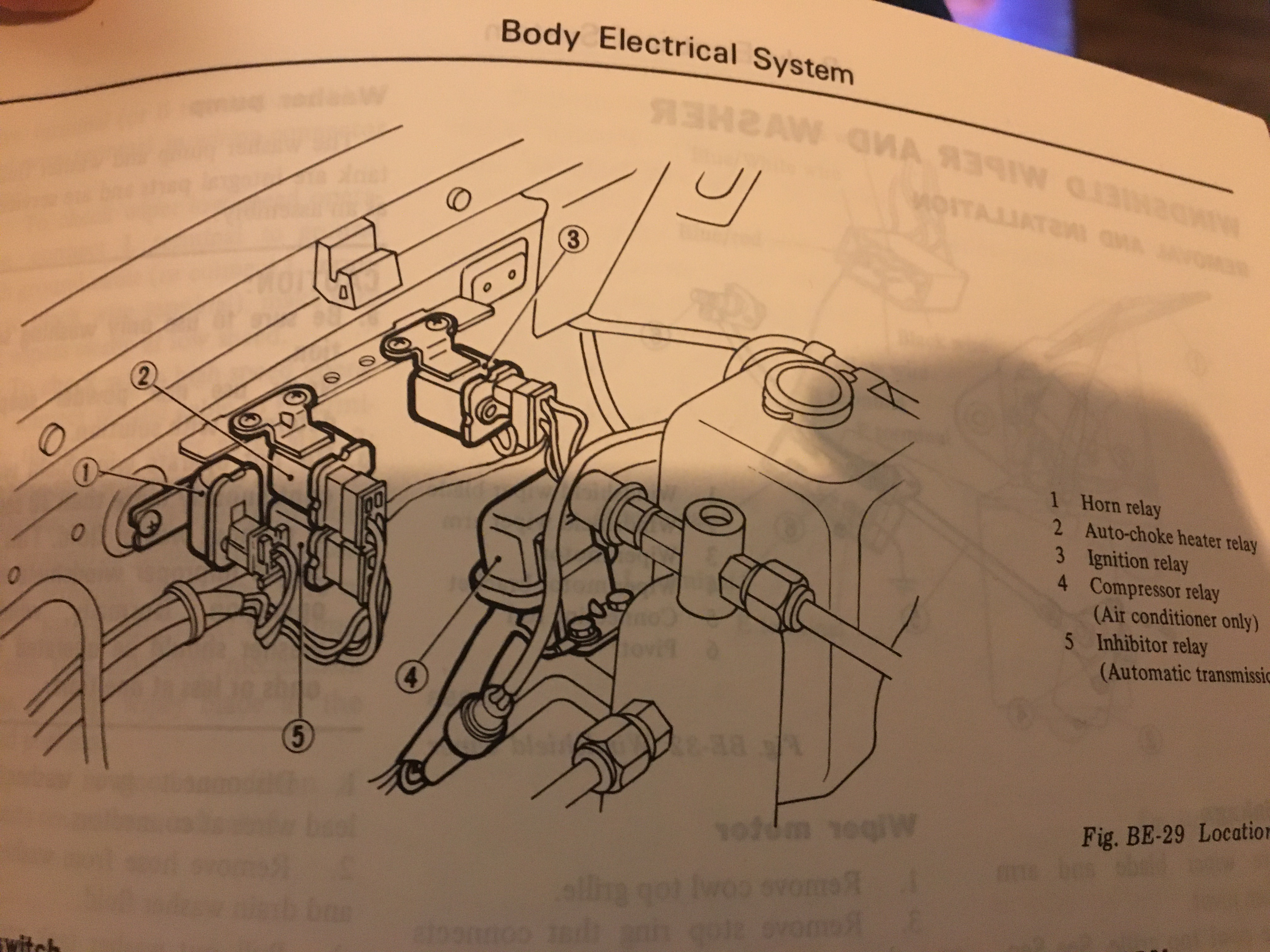 [FPWZ_2684]  Removing unnecessary stuff from engine bay - Electrical - Ratsun Forums | 240z Engine Bay Diagram |  | Ratsun