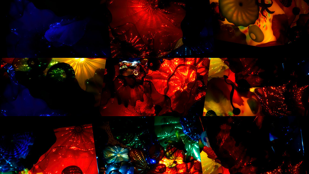 3x3 - Chihuly Museum Seattle
