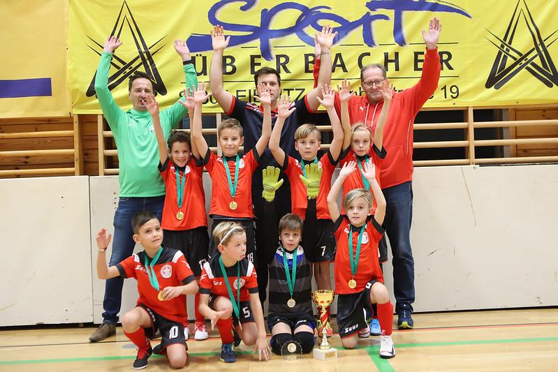 U9 Sport Überbacher Kids Masters