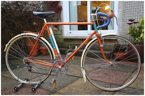 1950's Andy McNeil Bicycle.