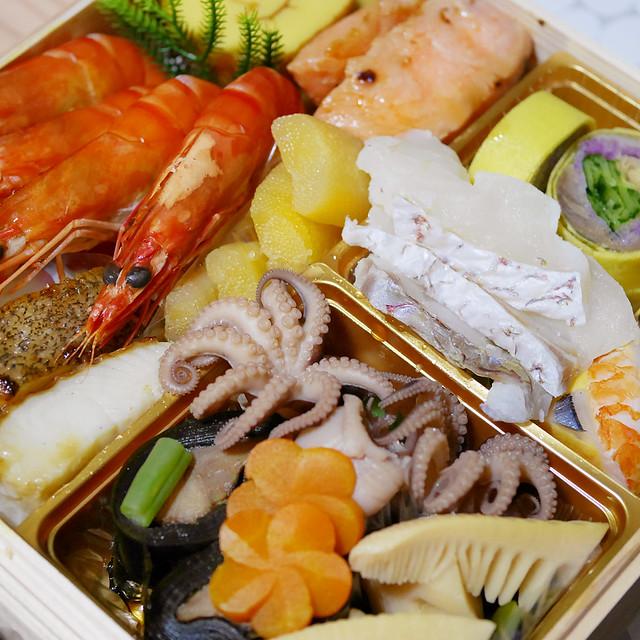 1080x1080 Osechi New Year's dish