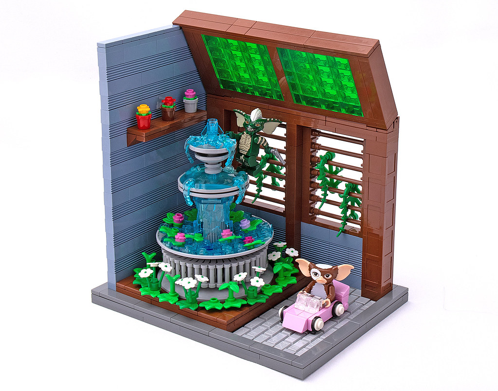 LEGO® MOC by vitreolum: Gremlins (1984)