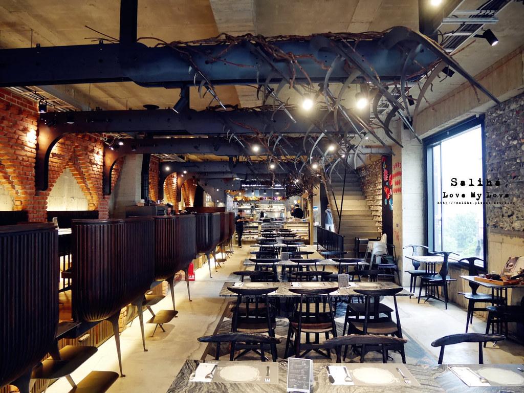 新北鶯歌老街精緻陶瓷餐廳推薦燧人炊事浪漫氣氛好設計風必吃美食分享 (2)