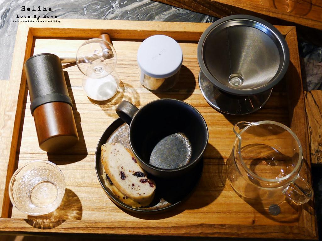 新北鶯歌老街好玩DIY推薦燧人炊事手沖咖啡體驗 (2)