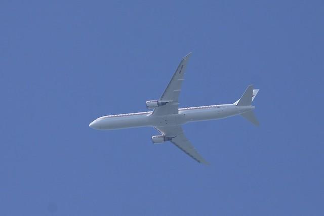 Bahrain Royal Flight Boeing 767-400