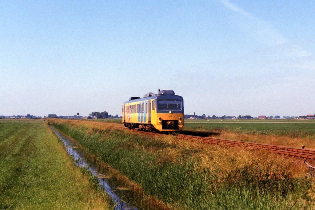 NS 3115 bij Jellum op 19-6-1999 (SCAN)