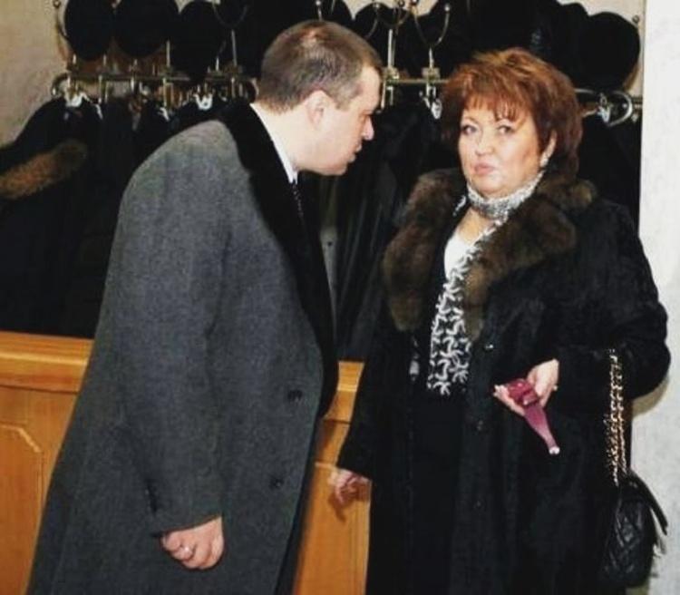 Владимир Фисталь и Татьяна Бахтеева