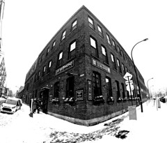 Restaurant Le Richmond - Griffintown (Montreal)