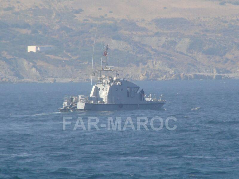Moroccan Law Enforcement & Cost Guard Fleet / Vedettes de Surveillance et les Gardes des Côtes - Page 6 49328675196_0e6f4d6ced_o