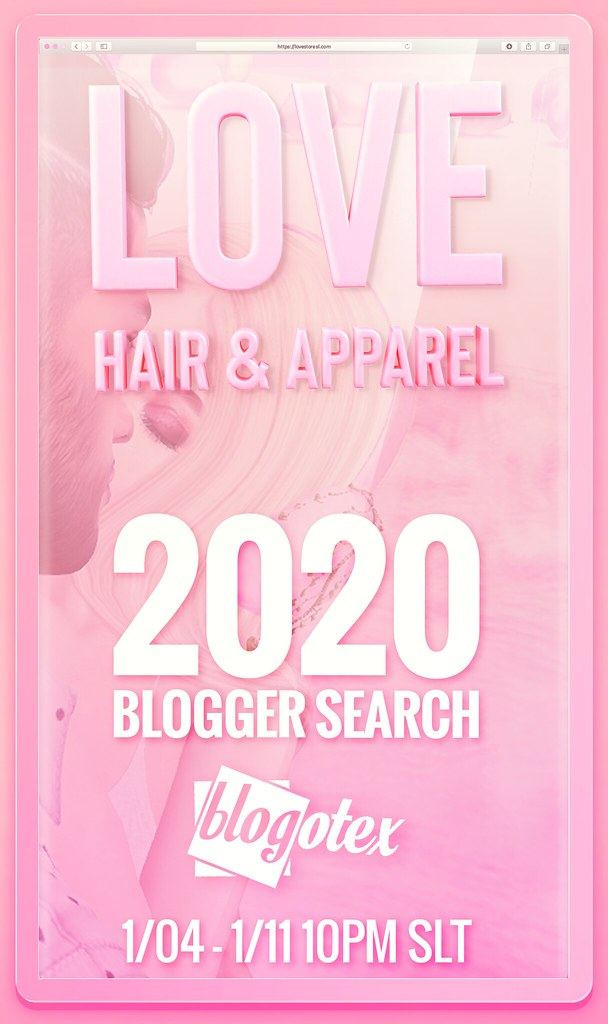 Love [2020 BLOGGER SEARCH] – Apps Open!