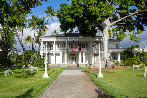 Hawaii Governor's Mansion