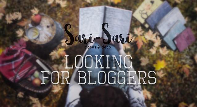 Sari-Sari Blogger Search 2020