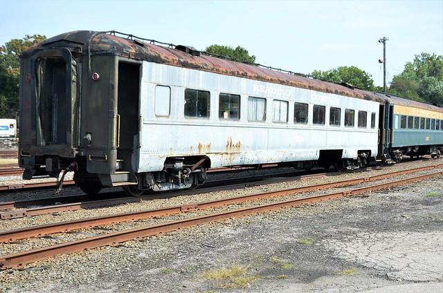 Reading Company No. 2014, Connecticut, Danbury, Danbury Railroad Museum