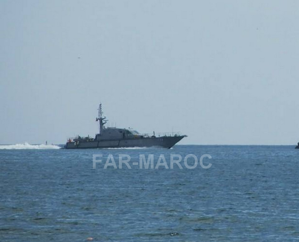 Moroccan Law Enforcement & Cost Guard Fleet / Vedettes de Surveillance et les Gardes des Côtes - Page 6 49328893142_92bf884156_b