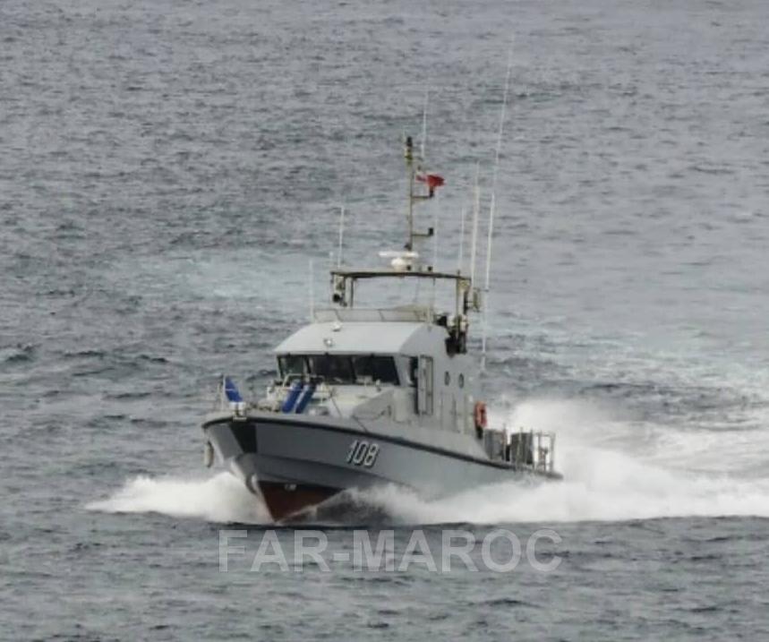 Moroccan Law Enforcement & Cost Guard Fleet / Vedettes de Surveillance et les Gardes des Côtes - Page 6 49328893422_5c01c6def3_o