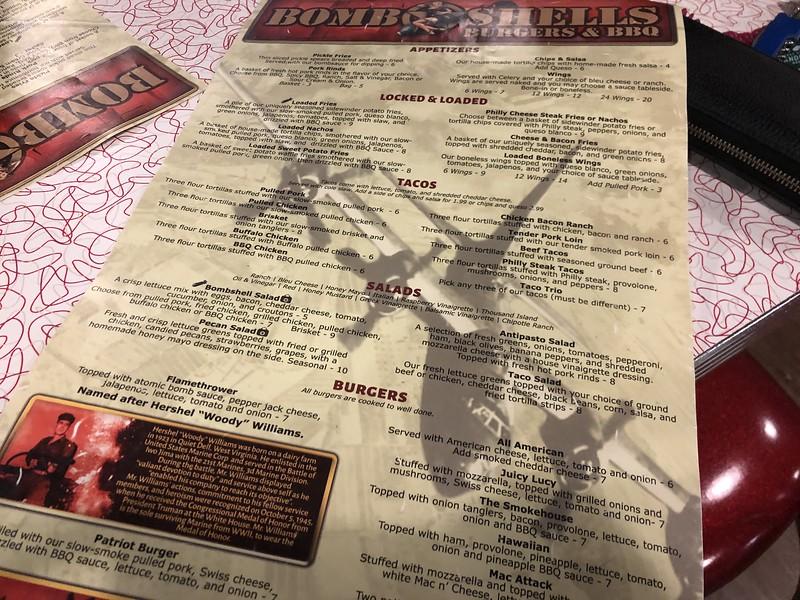 Bombshell Burgers & BBQ