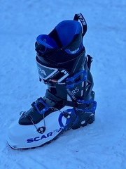 SCARPA  MAESTRALE RS 3.0 19/20<small> | recenze (mini test) z 06.01.2020</small>