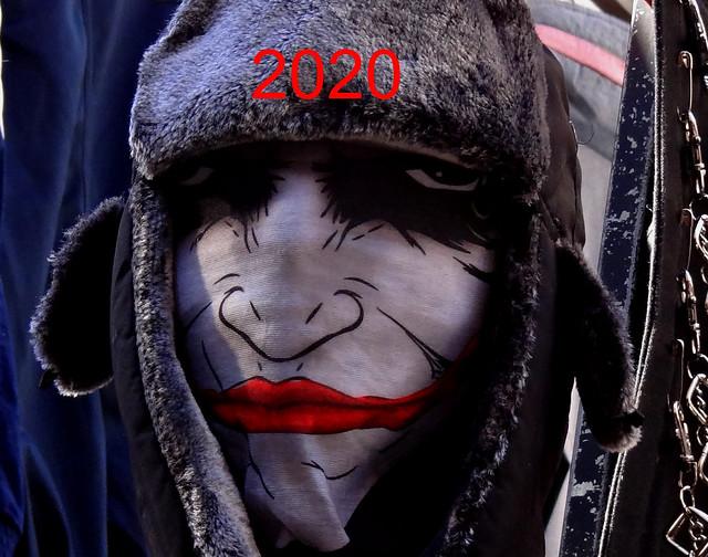 Soy el año #2020 , amigos. Os lo dije.