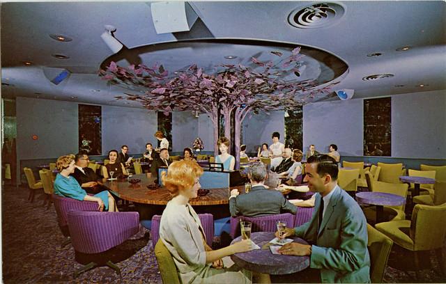 The Purple Tree Lounge, Indianapolis, Indiana