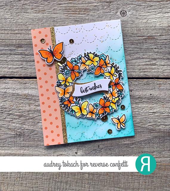 Butterfly Wreath 1