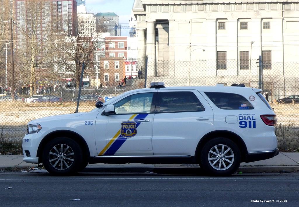 Philadelphia Pa Police Unit 2dc 2019 Dodge Durango Pur Flickr