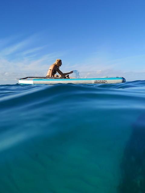 Paddle board weekend