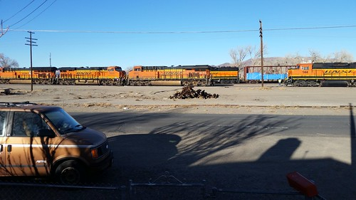 Big and Little BNSF