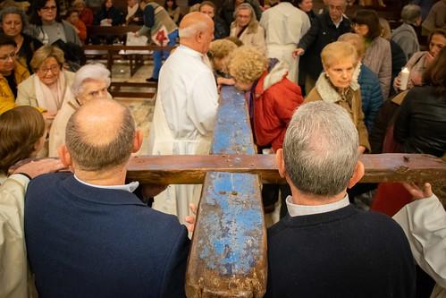 Visita Cruz Lampedusa parroquia Sta. María de la Amargura - 66