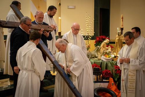 Visita Cruz Lampedusa parroquia Sta. María de la Amargura - 58