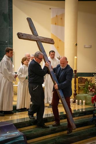 Visita Cruz Lampedusa parroquia Sta. María de la Amargura - 51