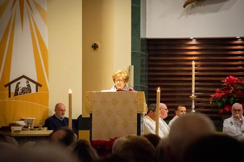 Visita Cruz Lampedusa parroquia Sta. María de la Amargura - 18