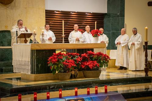 Visita Cruz Lampedusa parroquia Sta. María de la Amargura - 12