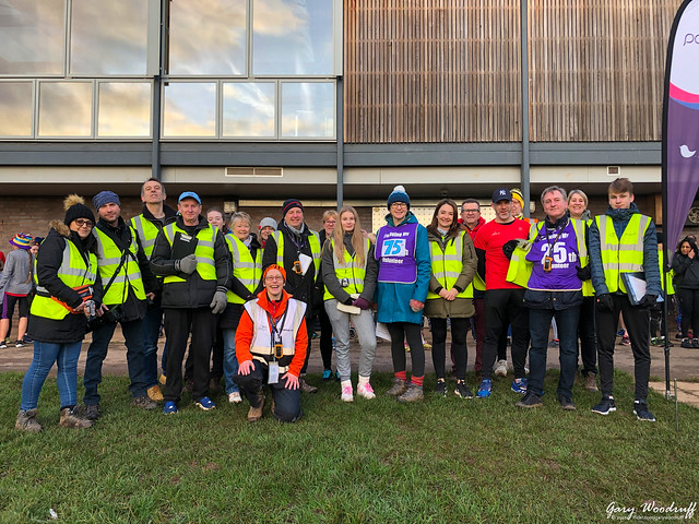 305th PH parkrun 0402 Volunteers