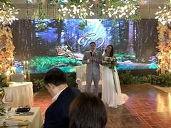 Javi and Eka's Wedding Reception