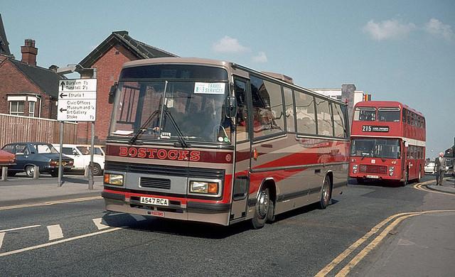 Bostock, Congleton 31 (A547 RCA)
